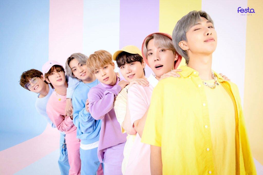5 melhores comebacks BTS